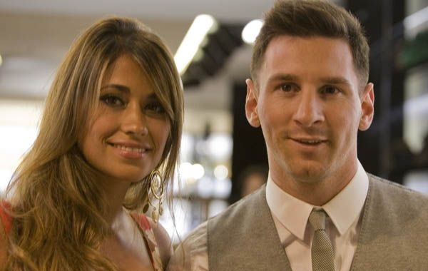 La mujer de Messi cursa el quinto mes de embarazo