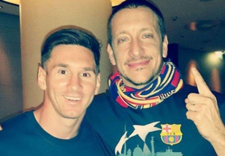 Bancó a Messi y criticó a algunos argentinos