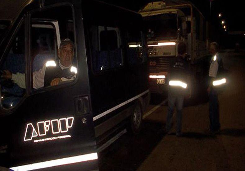 Afip desbarata red de contrabando de harina en el norte del país