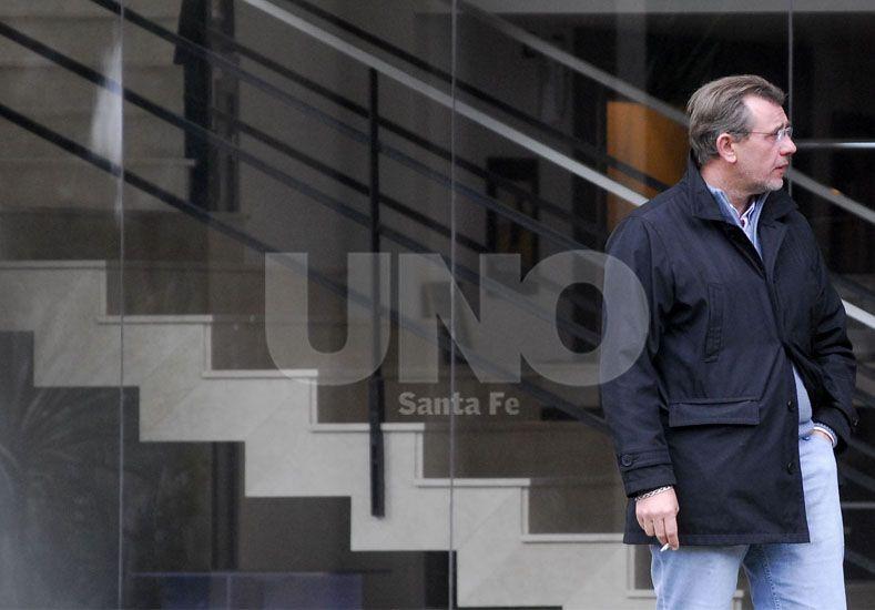Por administración fraudulenta. El expresidente del club sabalero está siendo investigado desde noviembre de 2013. Foto:  J. Baialardo / D. UNO