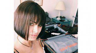 Drástico cambio de look para Silvina Luna