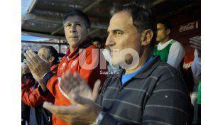Madelón piensa en San Lorenzo pero necesita un delantero de jerarquía para reemplazar a Triverio.