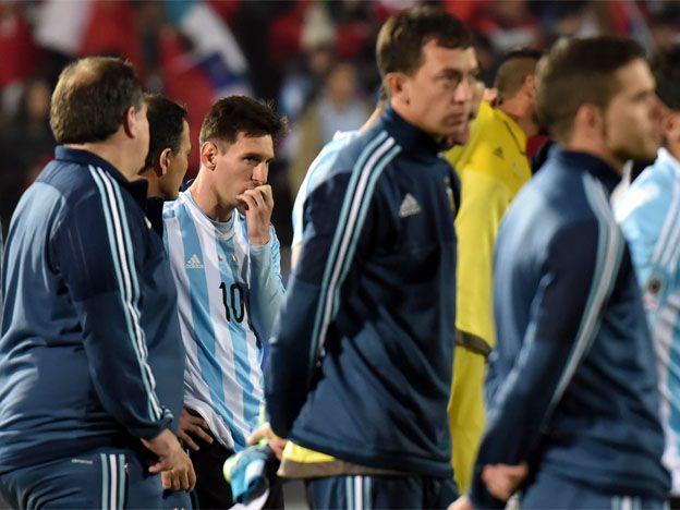 Messi rompió el silencio tras la decepción en la Copa América