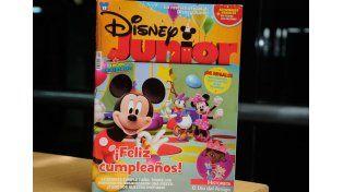 Pedí este martes opcional la revista Disney Junior y Grandes fotógrafos