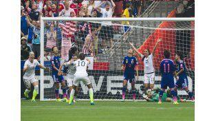 La final del Mundial femenino tuvo un golazo de otro planeta