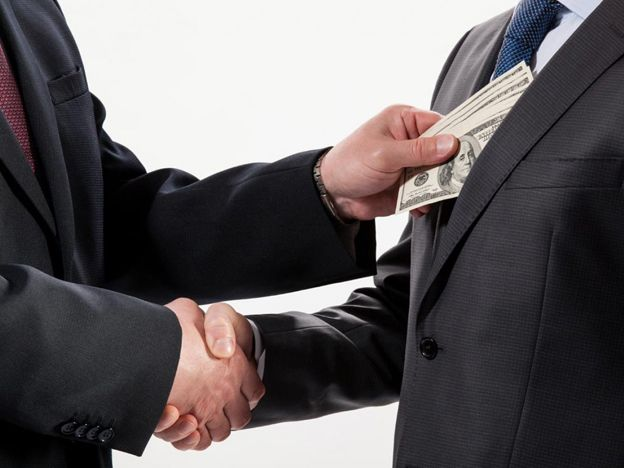 Los empresarios argentinos figuran en la lista de diez más corruptos del mundo