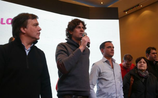 El candidato de ECO quedó 20 puntos debajo de Rodríguez Larreta pero se presentará en el ballotage.