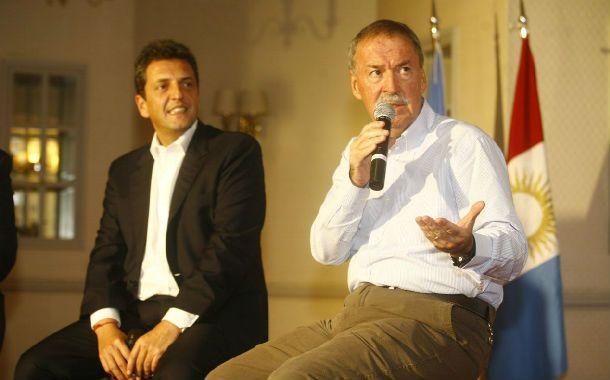 El candidato que representa a la fuerza de Sergio Massa se imponía en la provincia mediterránea.