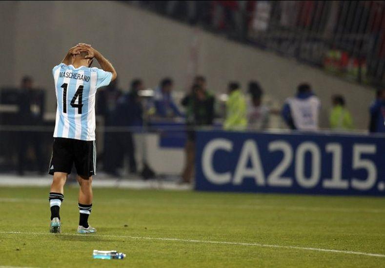 La imagen más triste de Mascherano y la tortura de no ganar copas