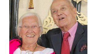 Amor eterno: tenían 75 años de casados y fallecieron juntos