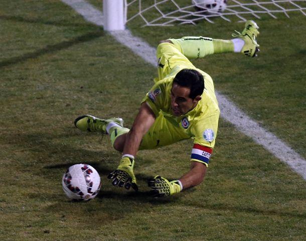 Claudio Bravo (Chile)