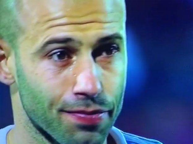 Los hombres también lloran