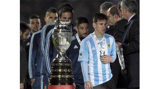 Las desgracias de la Argentina de Messi