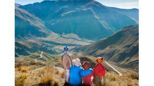 Norte de país. La mayoría son familias las que deciden pasar un período de descanso en ese lugar. / Crédito: turismo.salta.gov.ar