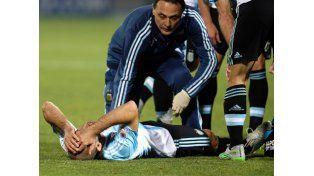 Mascherano emociona: jugó lesionado en el alargue