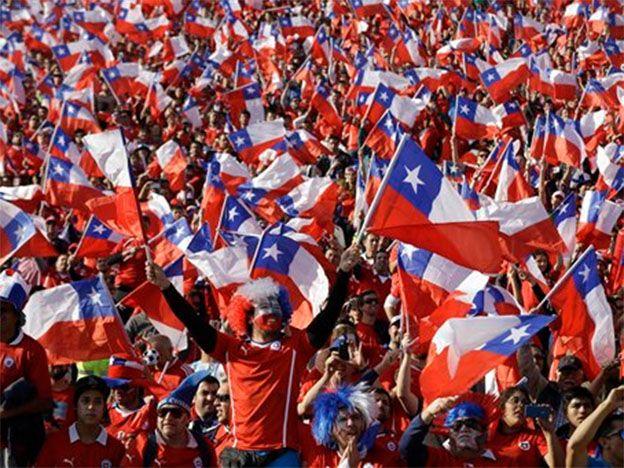 El cantito con el que los chilenos quisieron enojar a Messi