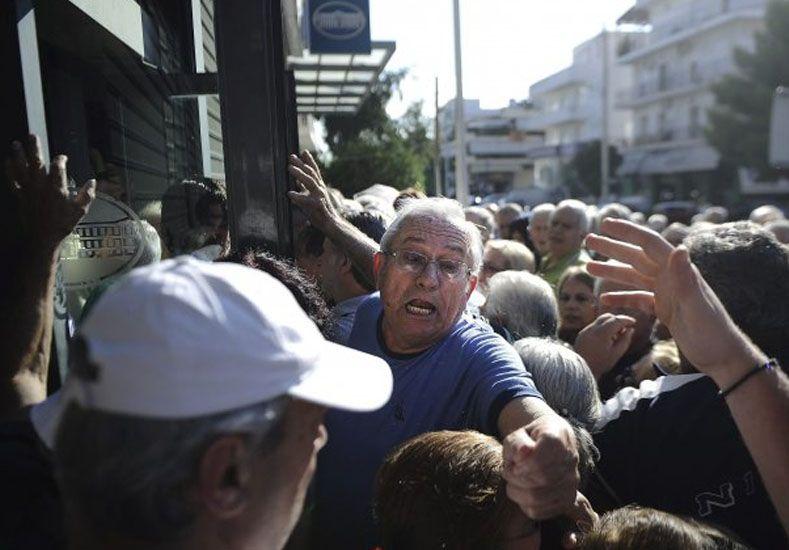 El FMI ofreció a Grecia una quita de deuda del 30%