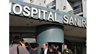 Abandonaron a una beba en el baño de un Hospital en La Plata
