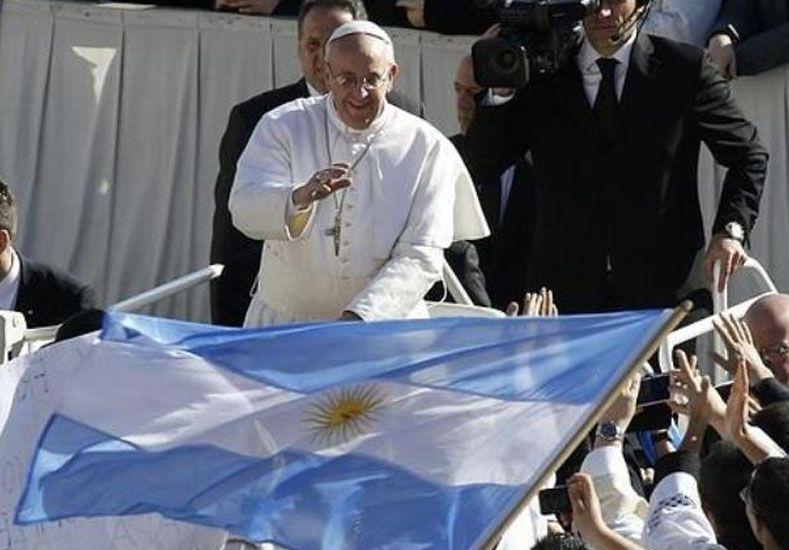 Francisco llegará mañana a Ecuador en el inicio de su viaje por Sudamérica