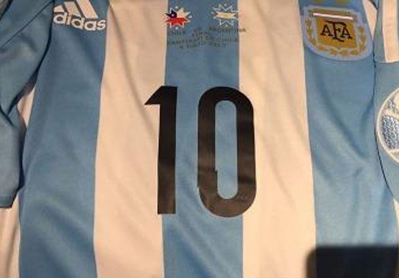 Así es la camiseta de la Selección para conquistar América