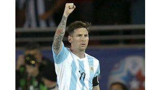 El chiste que le hace a Messi una revista chilena antes de la gran final