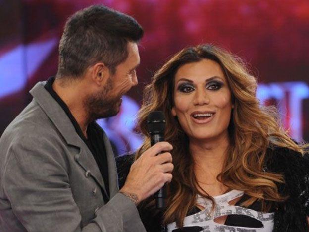 Tinelli y de la V sobre Xipolitakis: Heavy la calza que se puso