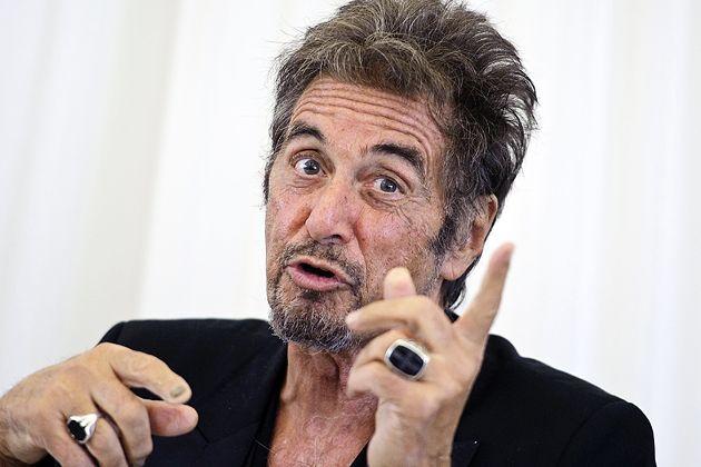 Cuando ve a la Selección, Al Pacino se pone la camiseta y todo