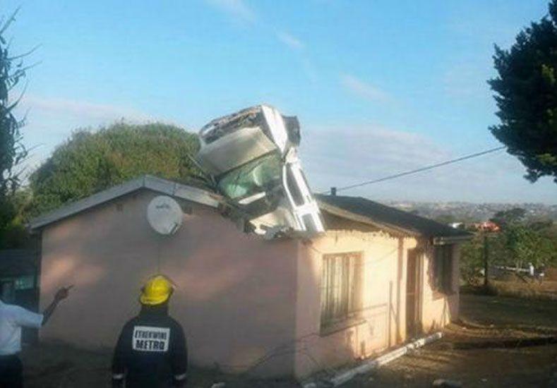 El accidente más bizarro del mundo