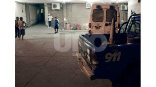 Hirieron a una mujer y a su hijo adolescente en La Guardia
