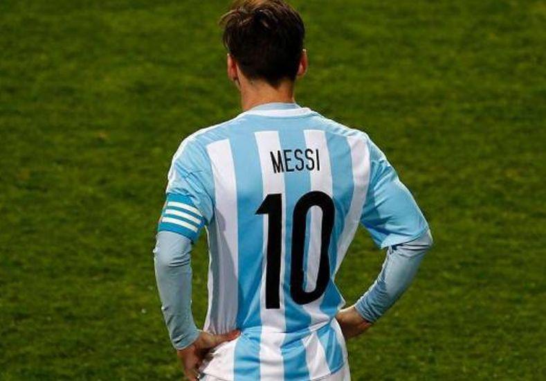 Messi, y el mensaje de un padre para su hijo