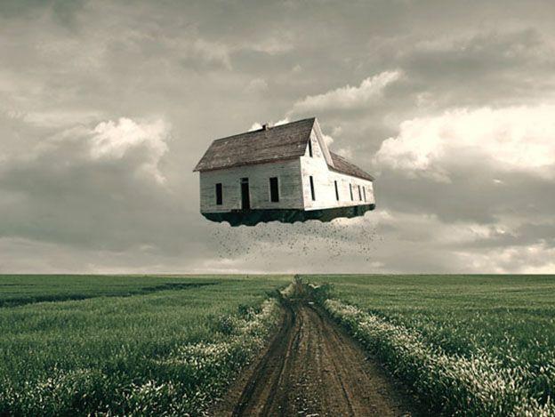 Edificios voladores, ¿futuro de la arquitectura?