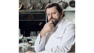 El reconocido chef se inclinó decididamente por el asado uruguayo.