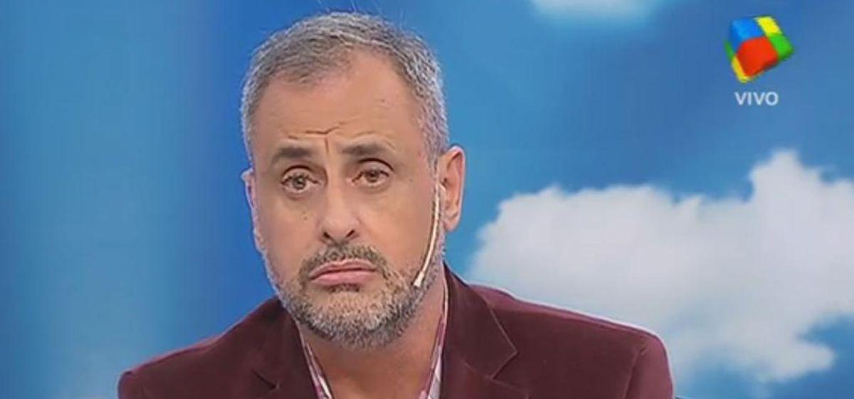 """Jorge Rial: """"Baby, te fuiste a la mier…"""""""
