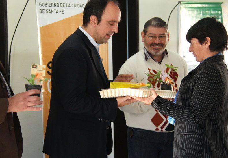 El programa Huertas Urbanas se expande en la ciudad y ya se implementó en 27 espacios
