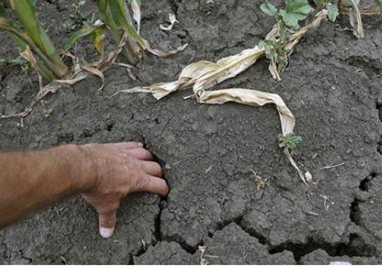 NASA advierte que la Tierra se está quedando sin agua