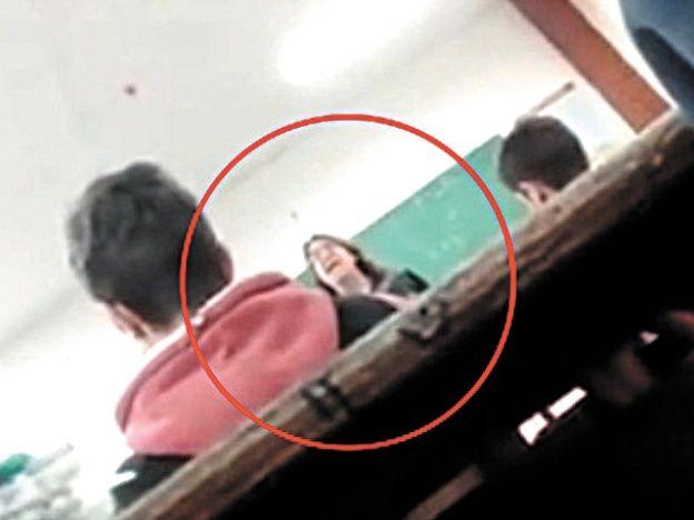 La profesora que explotó afirmó angustiada: los docentes tenemos miedo, estamos agotados