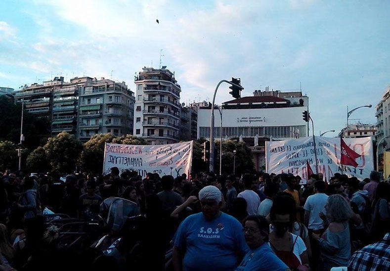 La crisis en Grecia, desde una mirada local