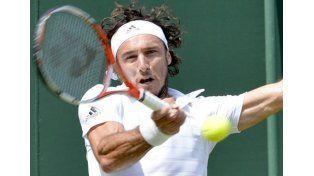 Mónaco perdió en tres set y se fue de Wimbledon