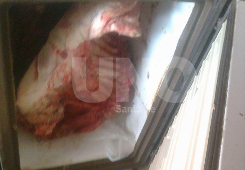Tostado: detuvieron a un hombre por robo de ganado seguido de faenamiento clandestino