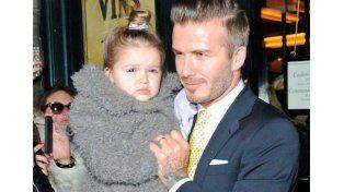 David Beckham, baboso