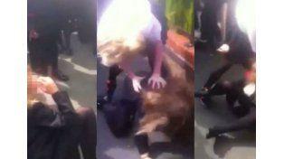 Una chica de 13 años quedó traumada tras recibir una paliza en el colegio