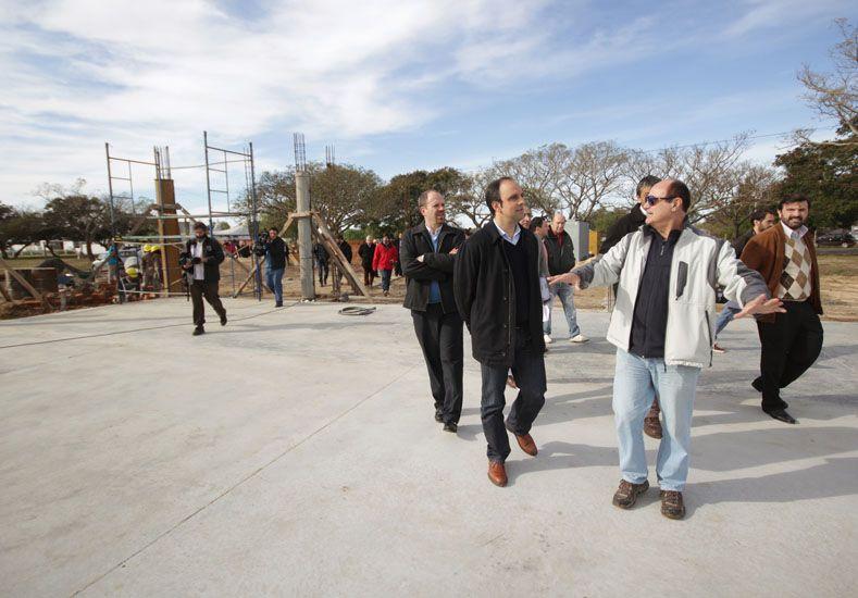 Avanzan las obras para la relocalización de locales bailables en la zona este de la ciudad