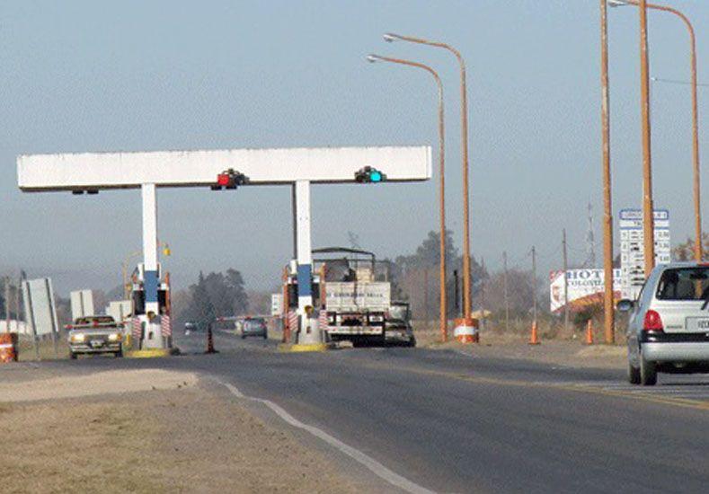 Los peajes de la ruta 70 y 6 actualizaron sus tarifas