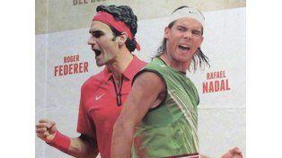 Sin red: Los hombres que cambiaron la historia del tenis