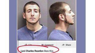 Lo buscaban por falsificador y lo atraparon por poner me gusta en Facebook