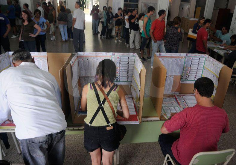 Transparencia. Todas las medidas que se anunciarán buscarán mejorar el desarrollo de los comicios. UNO de Santa Fe/José Busiemi