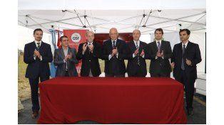Se pone en marcha la construcción de la primera planta fotovoltaica de la provincia