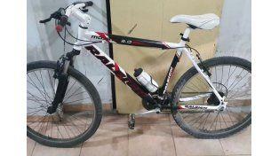 La banda de los Robabici en Totoras: detuvieron a un menor por el robo de cuatro bicicletas
