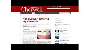 Carta a mi agresor sexual, el texto que conmueve al Reino Unido