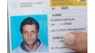 Esteban Toffolino